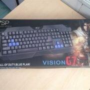 Ban phim VISION G7 chinh hang cong PS2 (3)