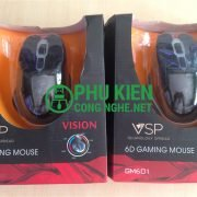 Chuot Game VISION GM601