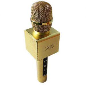 Micro Karaoke Bluetooth X6 0
