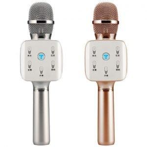 Micro-Karaoke-Tosing-Q10: Micro Kèm Loa 3 trong 1, Mic Hát Karaoke Bluetooth cực hay cho điện thoại Android, iPhone
