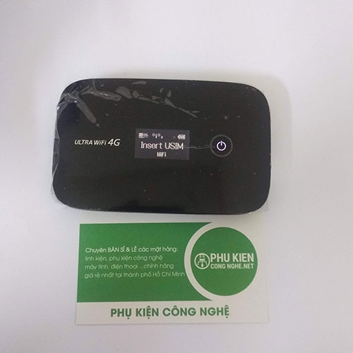 Phát wifi 3G/4G Huawei 102HW