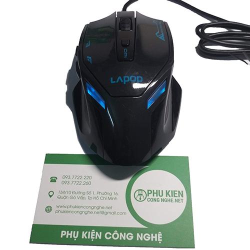 Chuột game Lapop JM 8600