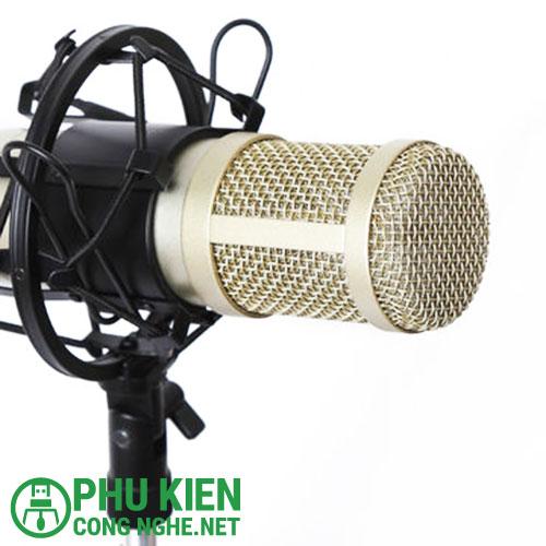 Micro thu âm Zansong BM 800 - Mic Livestream chất lượng cao