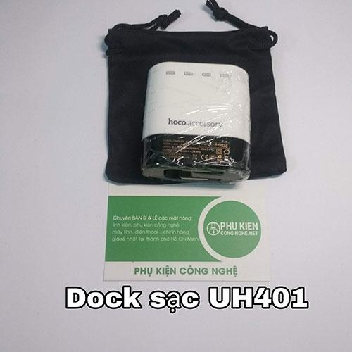Dock sạc Hoco UH401