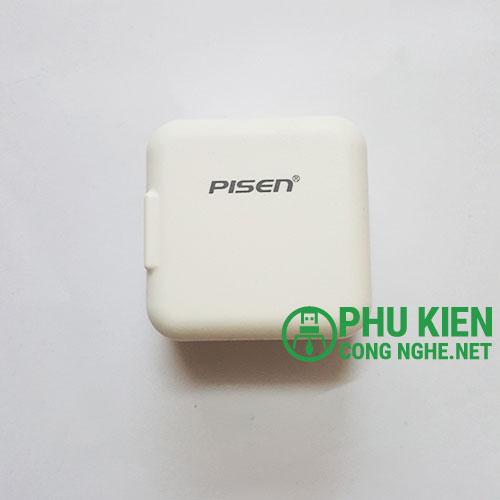 Cóc sạc Pisen cho Ipad 2.0A chính hãng