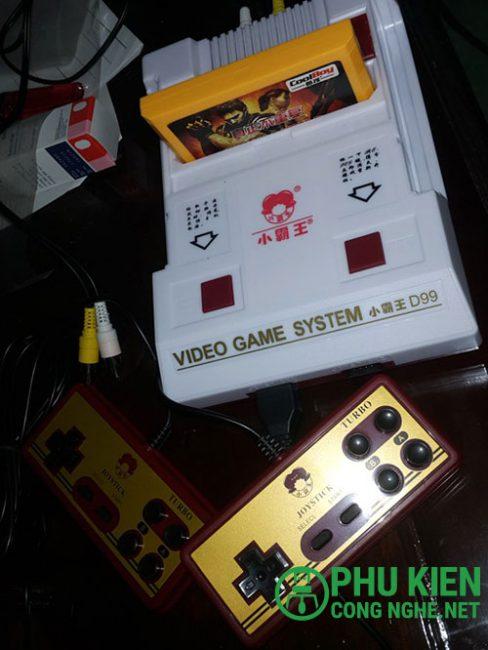 Những máy chơi game gắn liền tuổi thơ của chúng ta