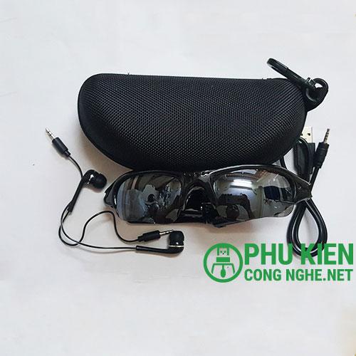 Mắt kính camera kiêm máy nghe nhạc