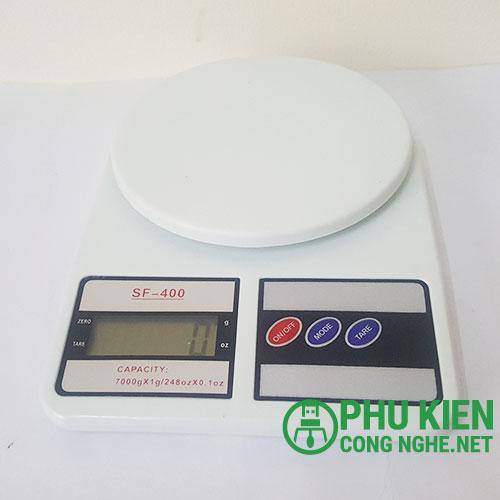 Cân điện tử mini SF-400 7kg