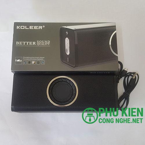 Loa bluetooth Koleer SU-H5 chính hãng