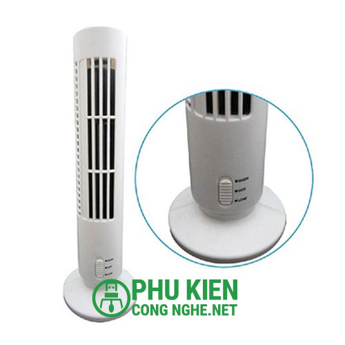 Quạt tháp usb mini - Tower Fan