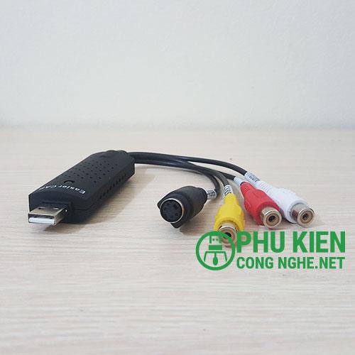 Bộ chuyển đổi USB sang AC Easier CAP
