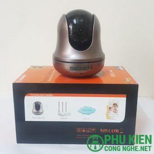 Camera an ninh IP Siepem S6812Y - WR plus