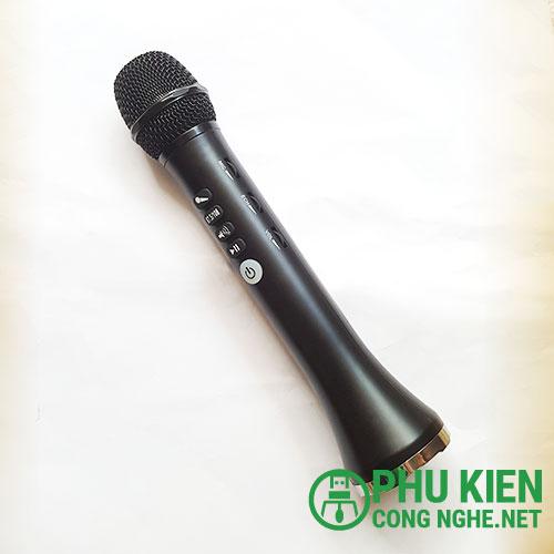 Micro Karaoke L-698 chính hãng âm thanh sống động