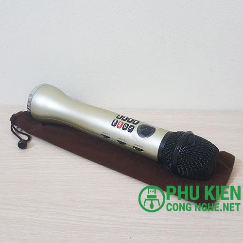 Micro Karaoke L598 chất lượng, giá rẻ