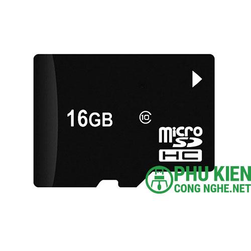 Thẻ nhớ SDHC 16gb chính hãng