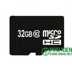 Thẻ nhớ SDHC 32gb chính hãng