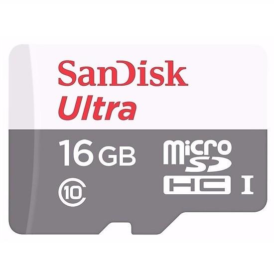 Thẻ nhớ Sandisk Ultra 16GB chính hãng