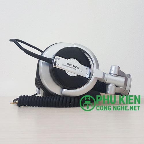 Headphone Senicc ST-80 - Tai nghe dành cho DJ chuyên nghiệp