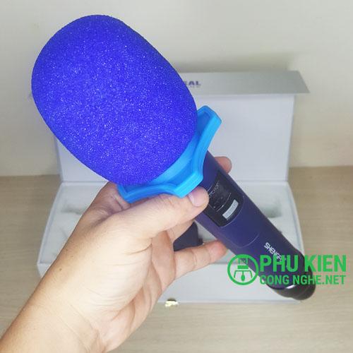 Micro bộ 1 mic ShengFu W-14