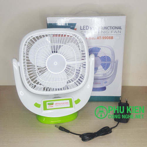 Quạt tích điện DAT AT-9908