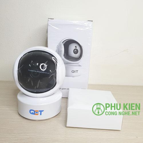 Camera QCT QCTR0012 1080 xoay 180 độ