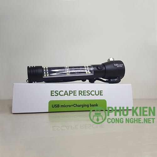 Đèn pin cứu hộ H352-T09