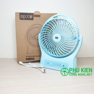 Quạt mini sạc pin DP1425B