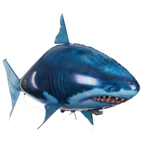 Cá mập bay đồ chơi điều khiển từ xa