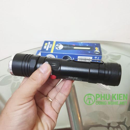 Đèn pin siêu sáng H352 T626